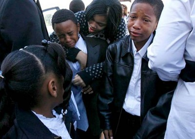 A look at Oaklands high homicide rate through the eyes of Anthony London